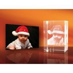 Foto 3D Prisma Rectangular